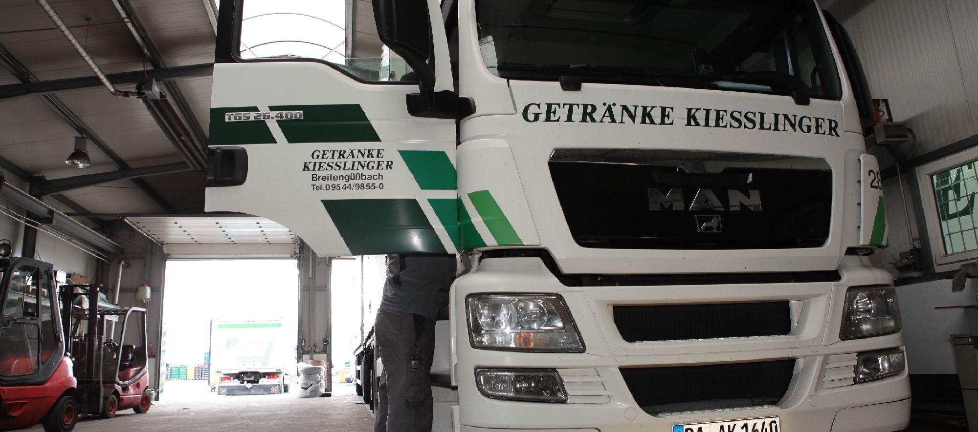 Startseite | KFZ Kiesslinger: Pkw- und Lkw-Werkstatt Breitengüßbach